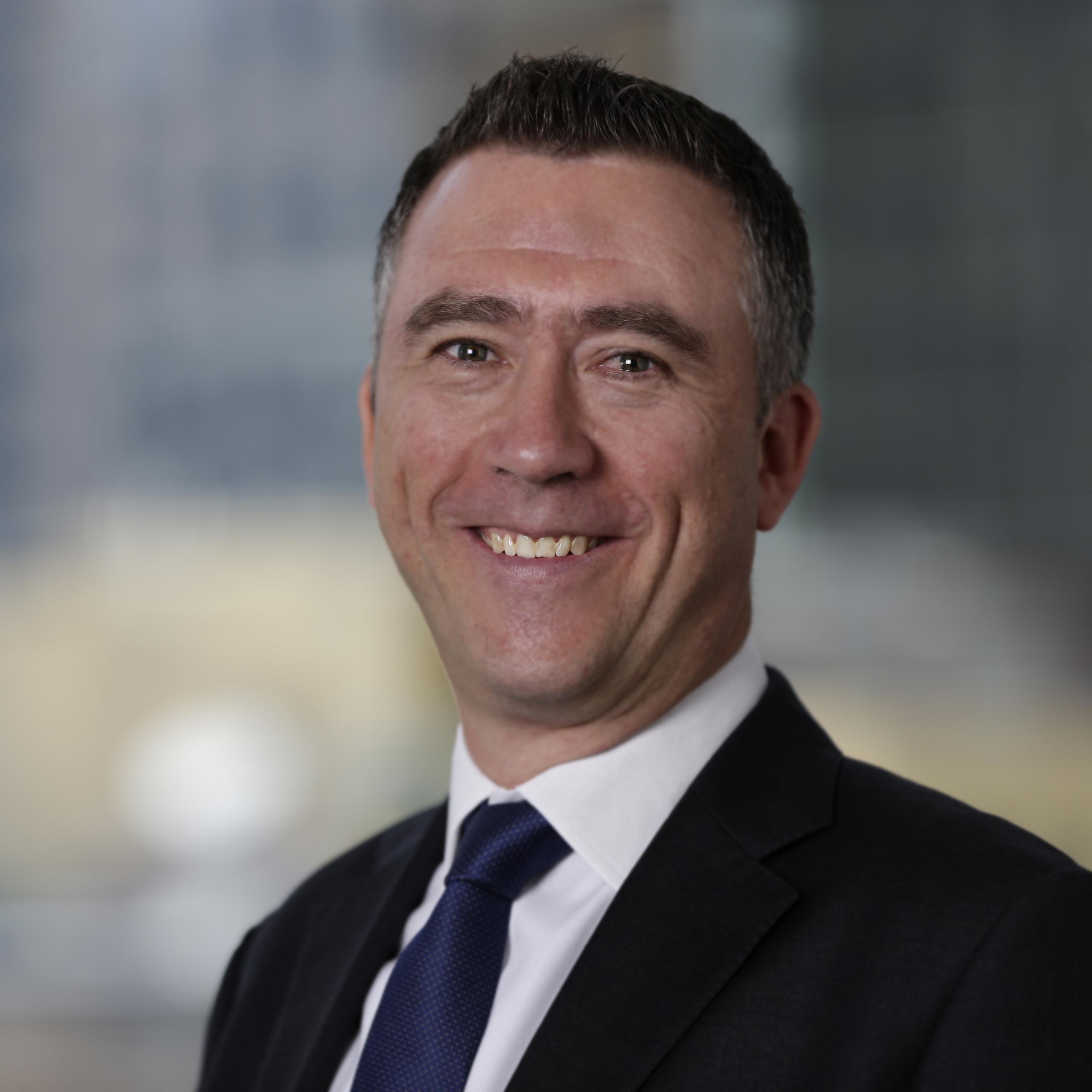 Geoff Erby   CEO & Executive Director